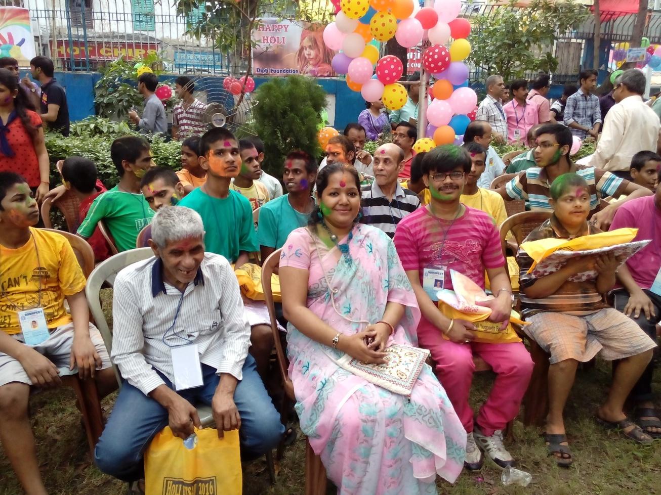 Holi Celebration 2016