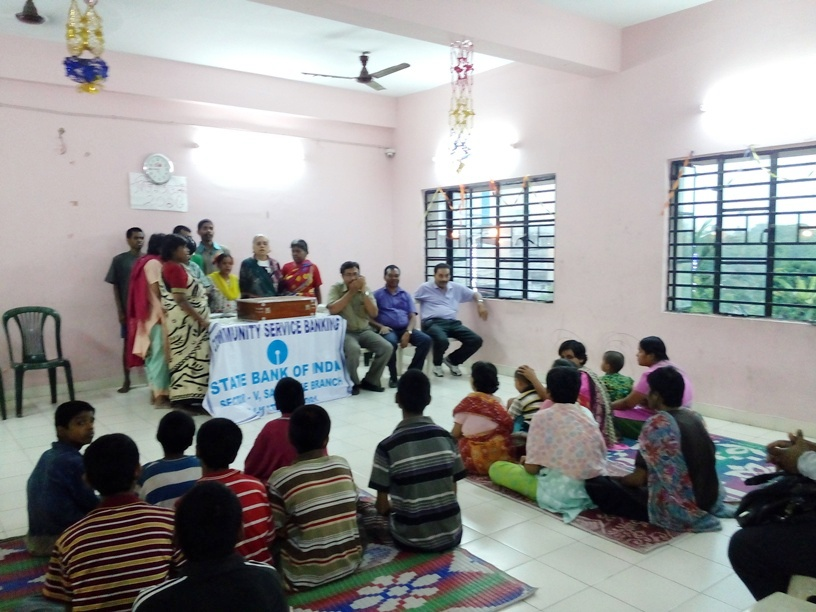 SBI Community Service Activity