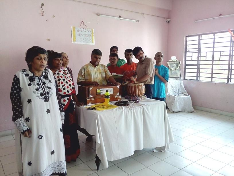 Celebration of Rabindra Jayant