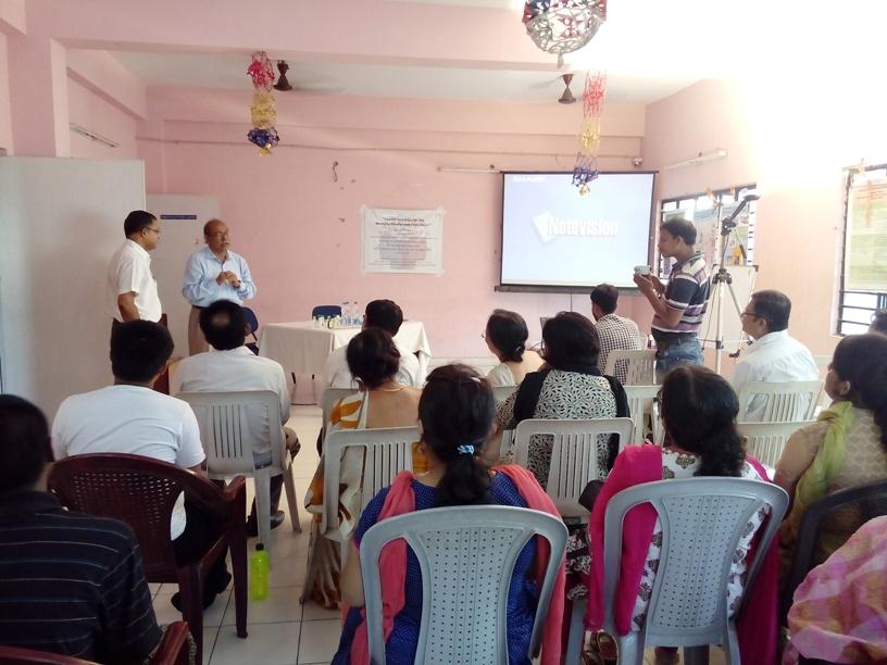 Outreach Programme of  CPEPA-1