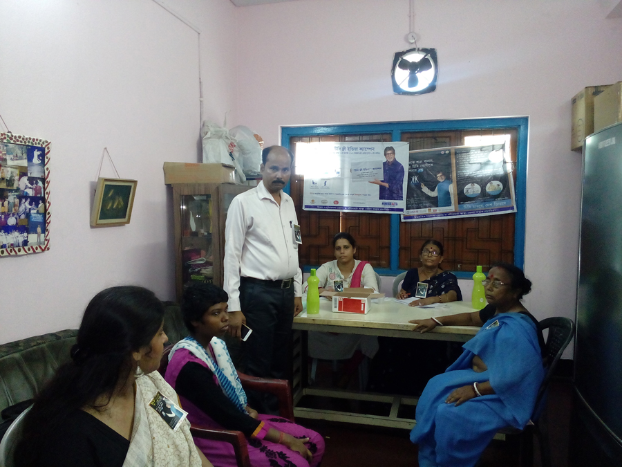 Health Camp on DOT-08.08.2017