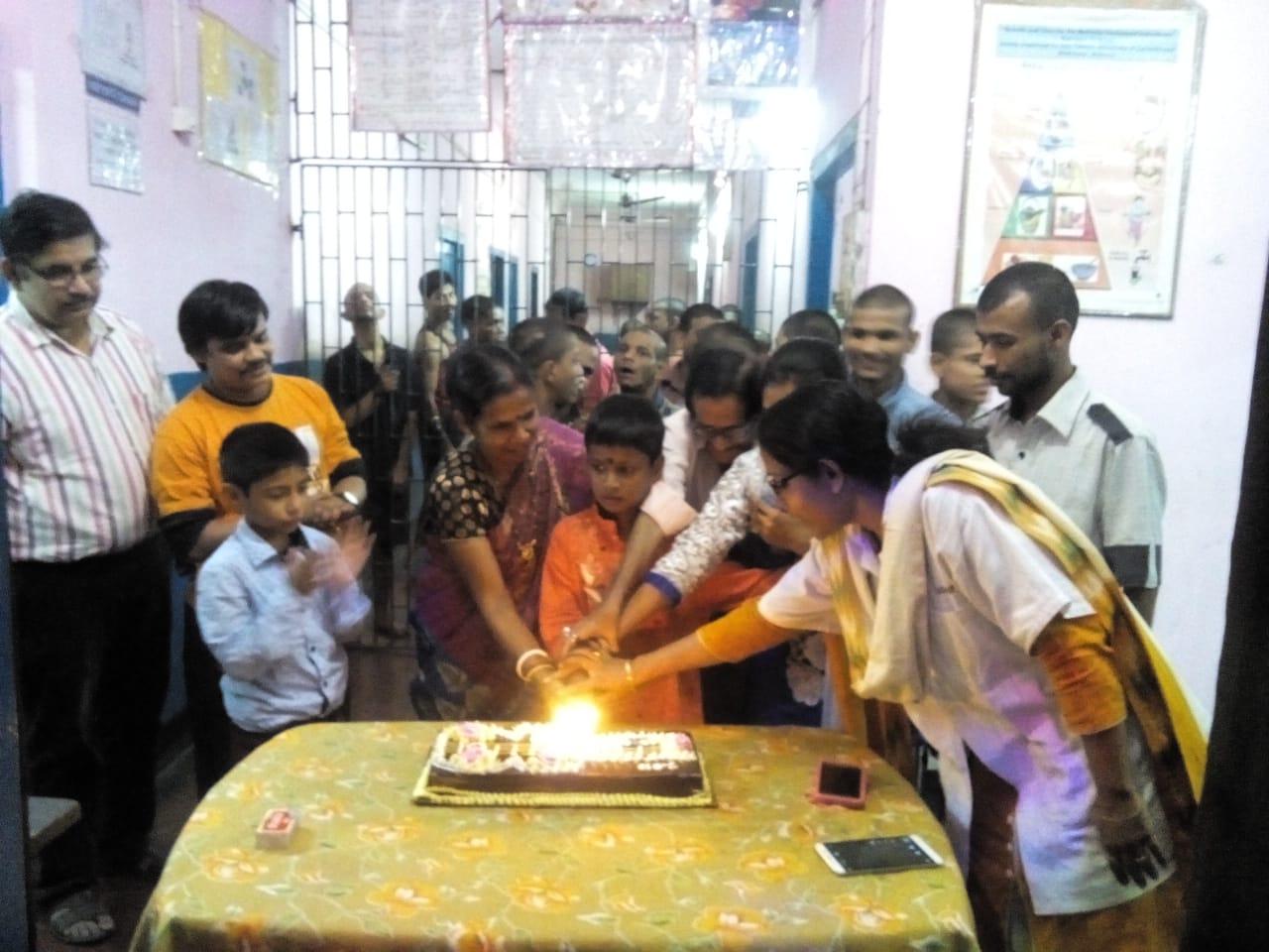 Birthday Celebration of Supriy