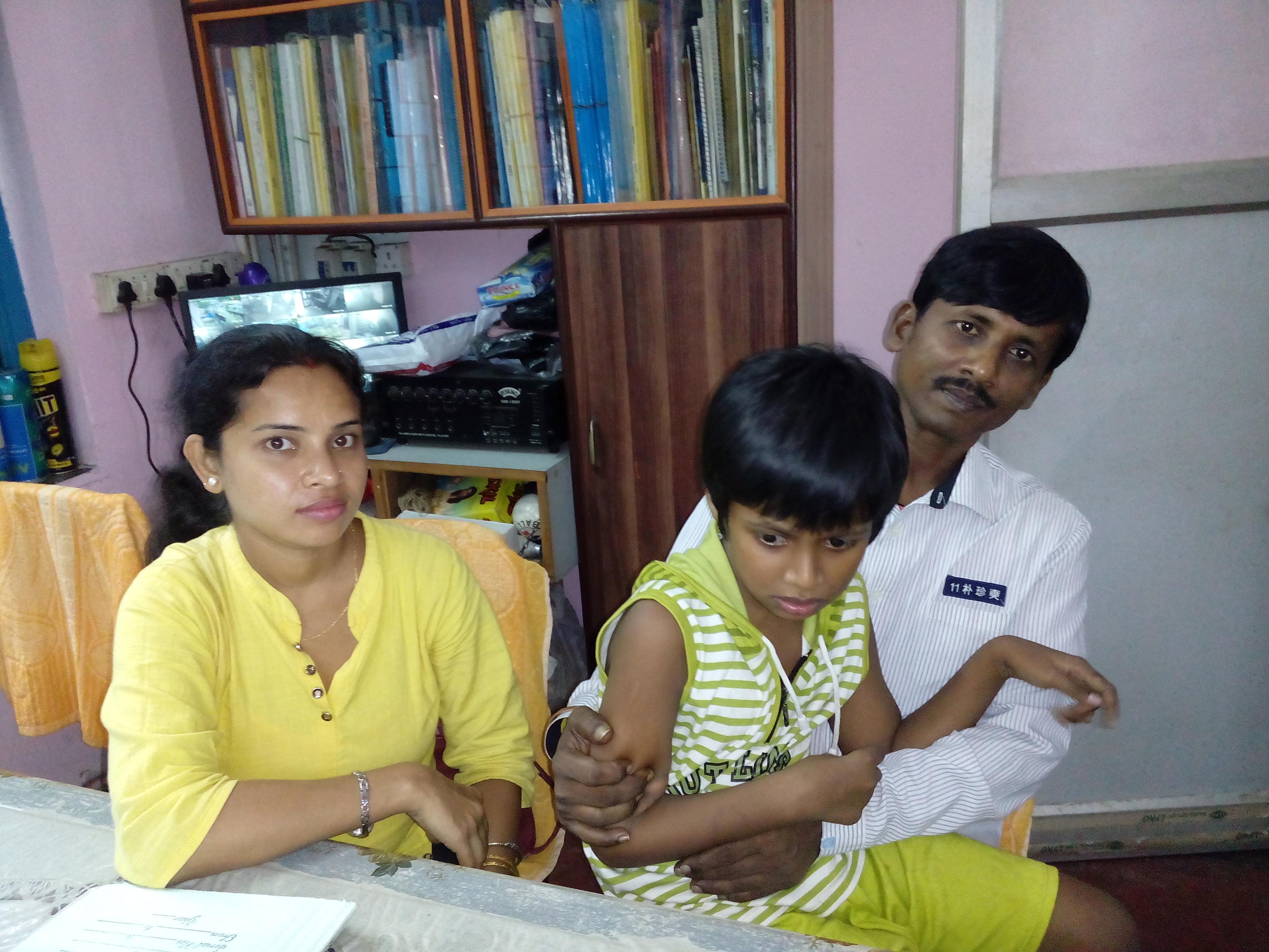 Supriya Samanta - Discharge on